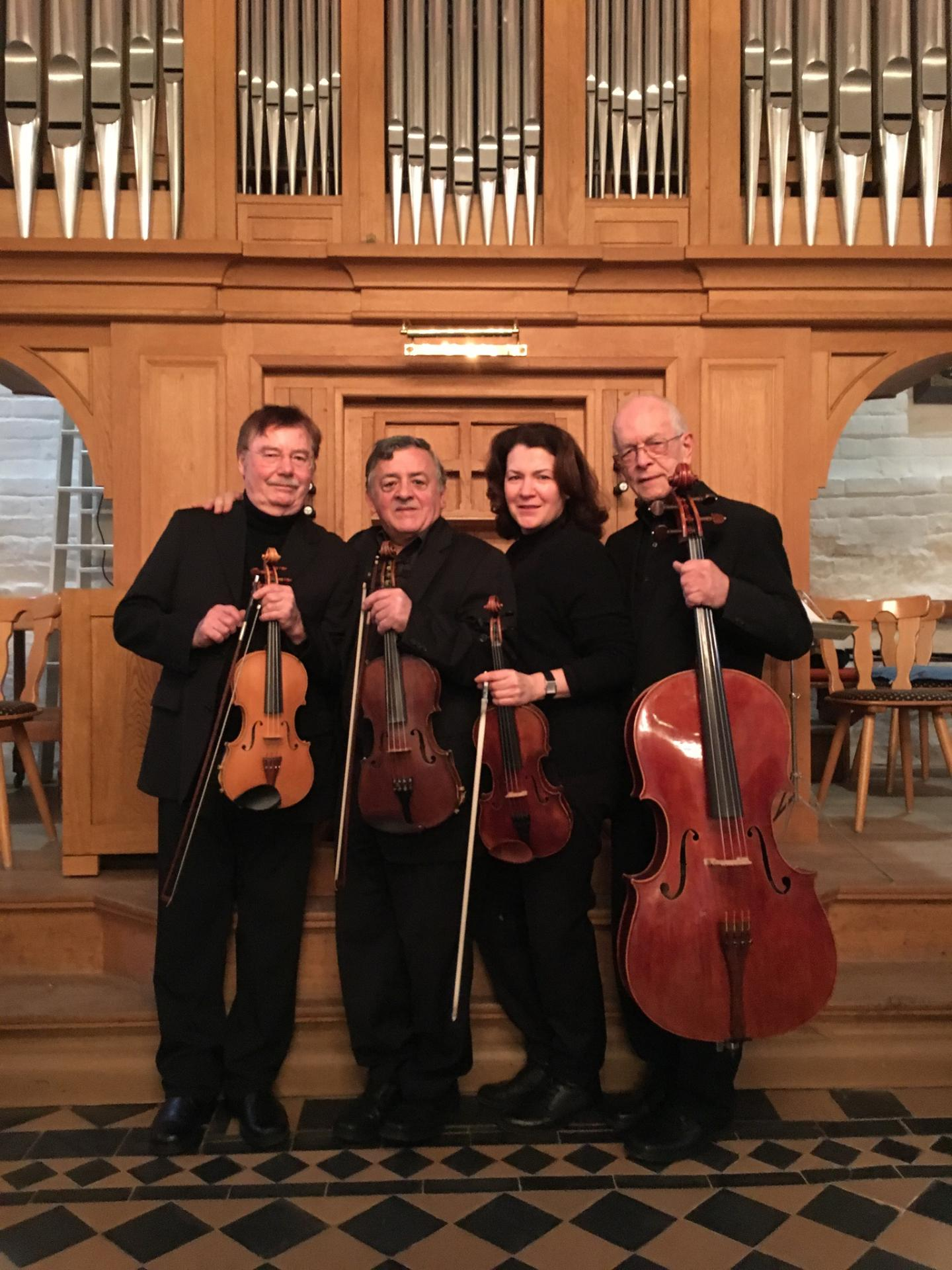 Akzente Quartett