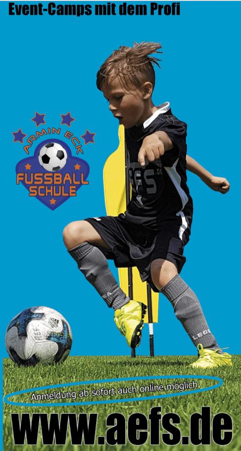 Armin Eck Fussballschule (AEFS) – verlegt